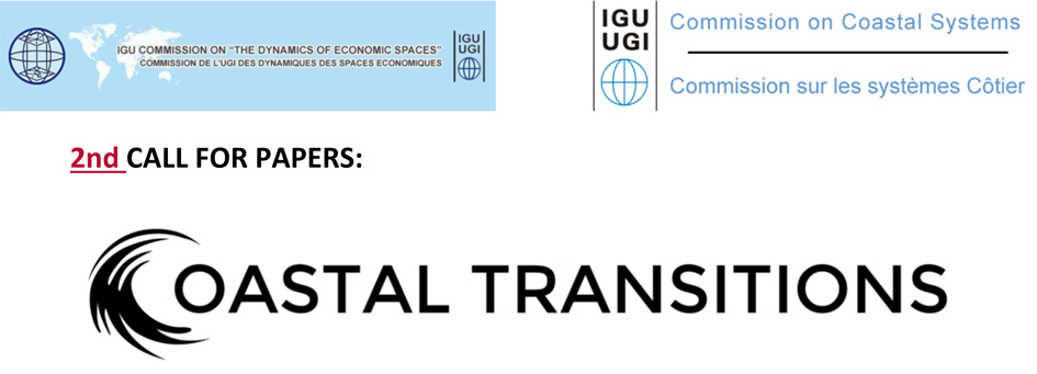 2nd CALL FOR PAPERS Coastal Transitions 2020
