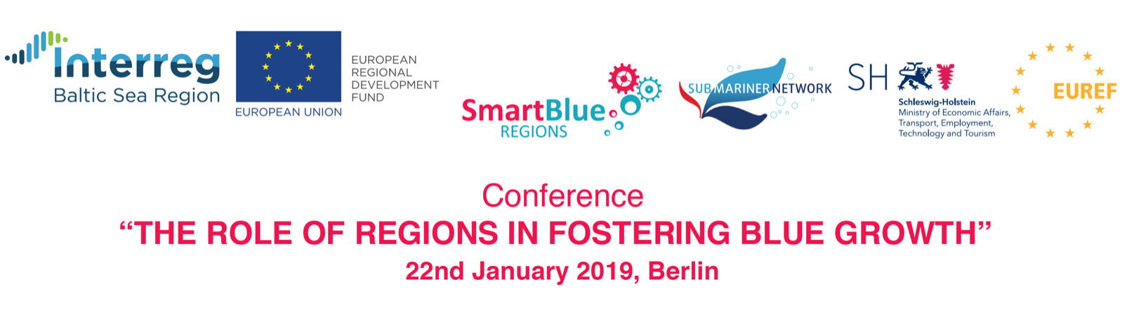 Blue Regions Project Conference