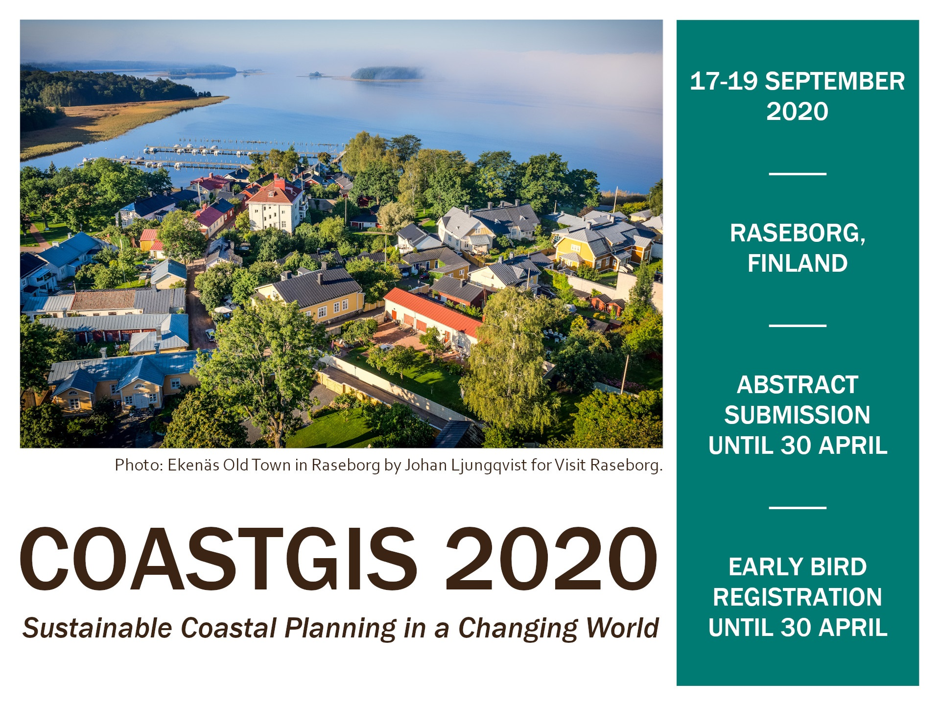 CoastGIS 2020 photo