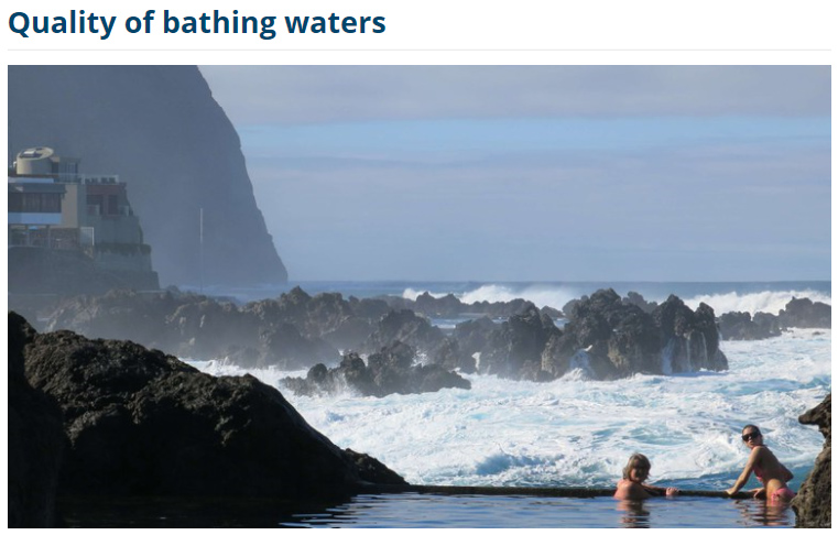Quality of bathing waters 2017